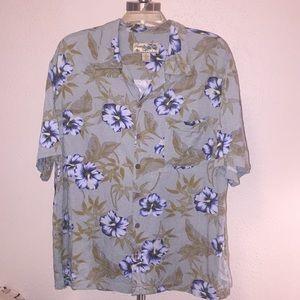Men's Hawaiian shirt size large